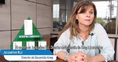 CORFO destacó a Knop Laboratorios por uso de Ley I+D