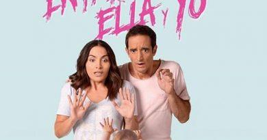 """Melipass invitó a sus amigos a presenciar  la obra de teatro """"Entre ella y yo"""""""