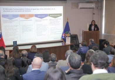 KNOP Laboratorios participó en seminario que abordó los desafíos de la industria farmacéutica