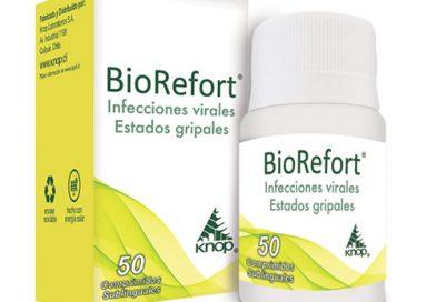 KNOP Laboratorios® lanza BioRefort® como tratamiento para enfermedades virales